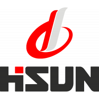 Autocollant Hsun Logo 2