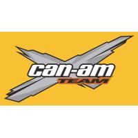 Autocollant Can Am Team