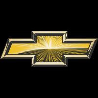 Autocollant Chevrolet Logo Trucks