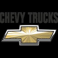 Autocollant Chevy Trucks