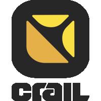 Autocollant Crail Logo 2