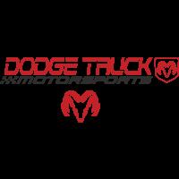 Autocollant Dodge Truck Motorsport