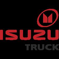 Autocollant Isuzu Truck Logo