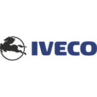 Autocollant Iveco Truck Logo