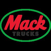 Autocollant Mack Logo 3