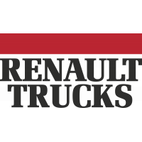 Autocollant Renault Truck 1