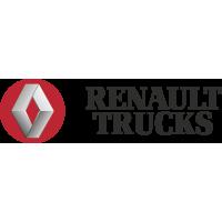 Autocollant Renault Truck 2