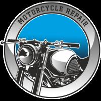 Sticker Café Racer Moto