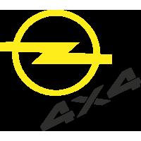 Autocollant Opel 4x4