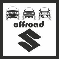 Autocollant Suzuki Offroad