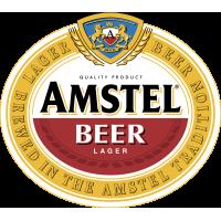 Autocollants Amstel Logo