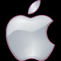 Autocollants Apple