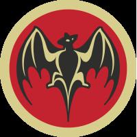 Autocollants Bacardi Logo