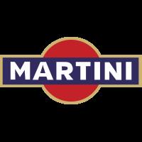 Autocollants Martini