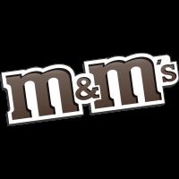 Autocollants M&m's