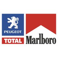 Autocollants Marlboro Total