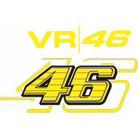 Autocollants  Vr 46