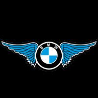 Autocollant Sexy Logo Bmw
