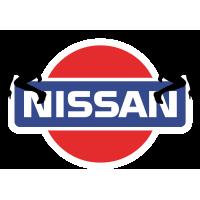 Autocollant Sexy Logo Nissan