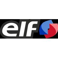 Autocollant Elf Oil