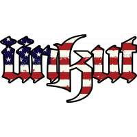 Autocollant Unkut American Flag