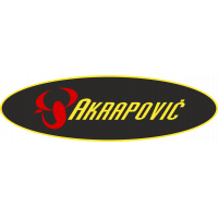 Autocollant Akrapovic Logo