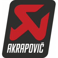 Autocollant Akrapovic Logo 3