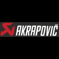 Autocollant Akrapovic Logo 4