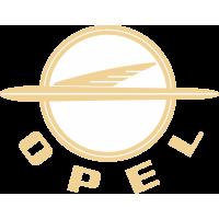 Autocollant Opel 1954