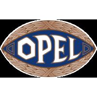 Autocollant Opel 1910