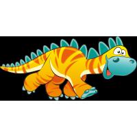 Autocollant Dinosaure Enfant 4