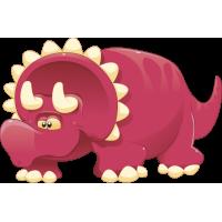 Autocollant Dinosaure Enfant 5