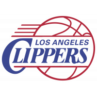 Autocollant Logo Nba Team Los Angeles Clippers