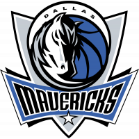 Autocollant Logo Nba Team Dallas Mavericks