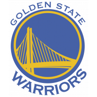 Autocollant Logo Nba Team Golden State Warriors
