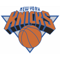 Autocollant Logo Nba Team New York Knicks