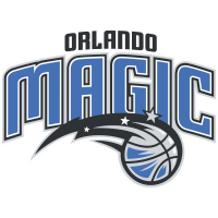 Autocollant Logo Nba Team Orlando Magic