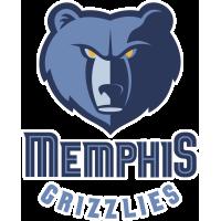 Autocollant Logo Nba Team Memphis Grizzlies