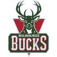 Autocollant Logo Nba Team Milwaukee Bucks