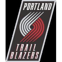 Autocollant Logo Nba Team Portland Trail Blazers