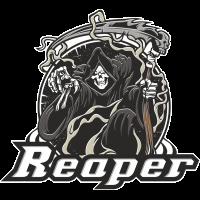 Autocollant Faucheuse Reaper