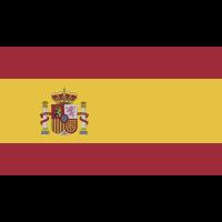 Autocollant Drapeau Espagne