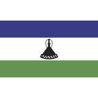Autocollant Drapeau Lesotho