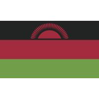 Autocollant Drapeau Malawi