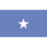 Autocollant Drapeau Somalie