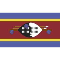 Autocollant Drapeau Swaziland