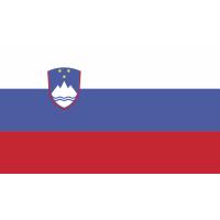 Autocollant Drapeau Slovénie
