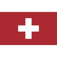 Autocollant Drapeau Suisse