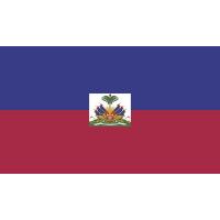 Autocollant Drapeau Haïti