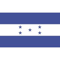 Autocollant Drapeau Honduras